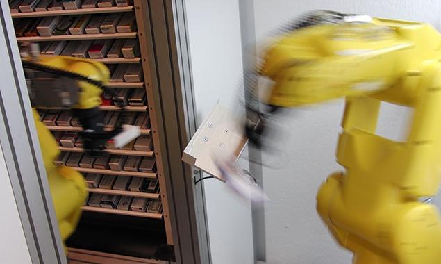 Väsymättömät apteekkirobotit